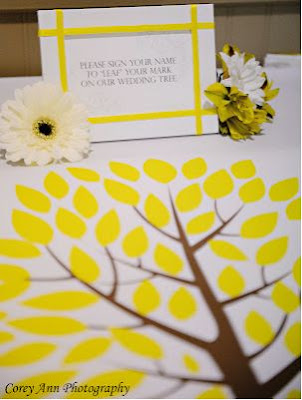 "Wedding Tree ""Guest Book"""