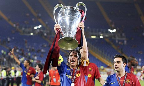 Here Is A List Of European Cup Winners UEFA Champions League From Year To