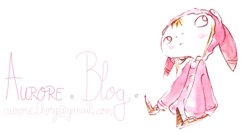 Miss Gribouillis - Aurore Blog