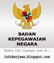 Formasi CPNS Lowongan Kerja BKN (Badan Kepegawaian Negara)