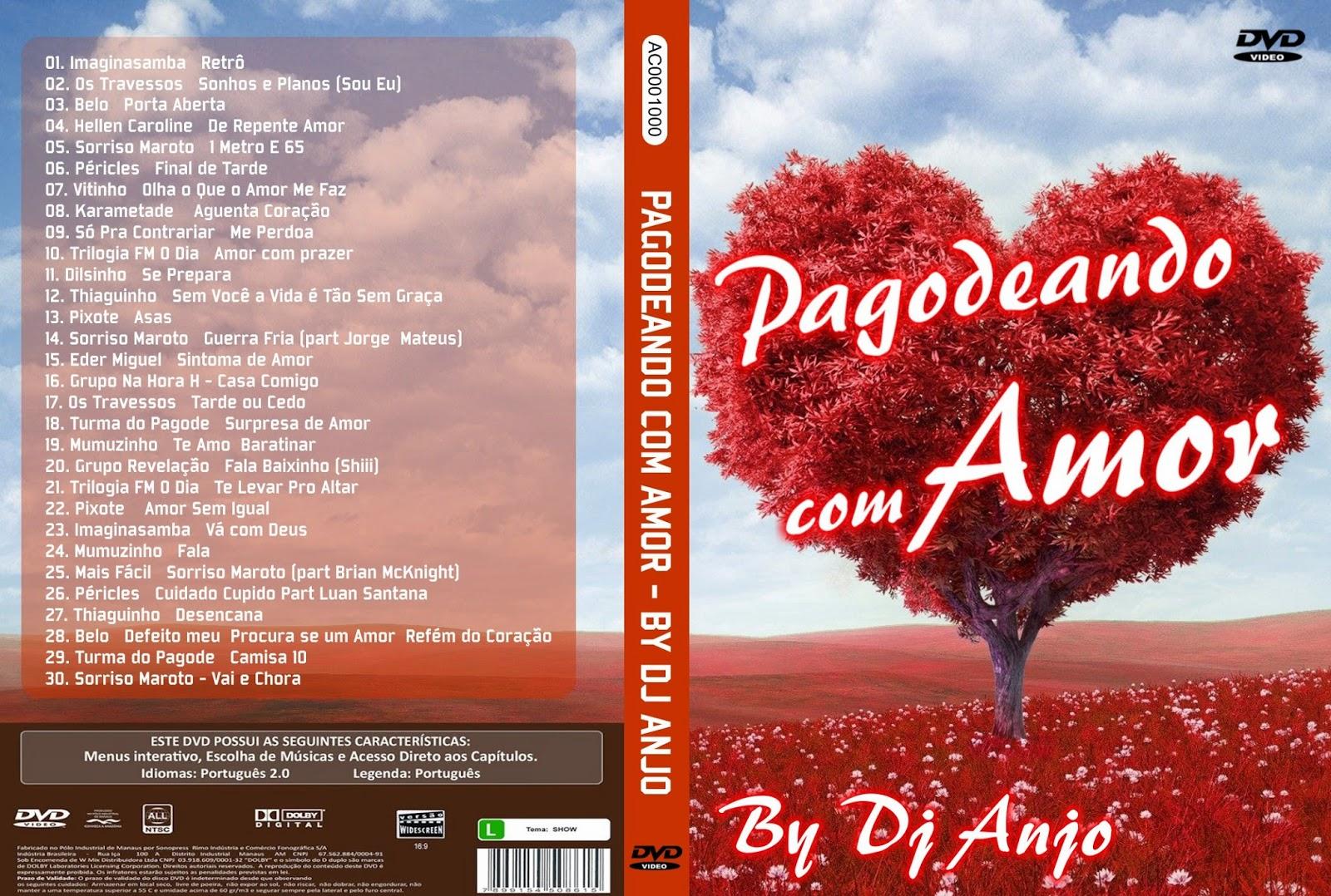 Download Pagodeando Amor DVD-R PAGODEANDO 2BCOM 2BAMOR 2B  2BBY 2BDJ 2BANJO