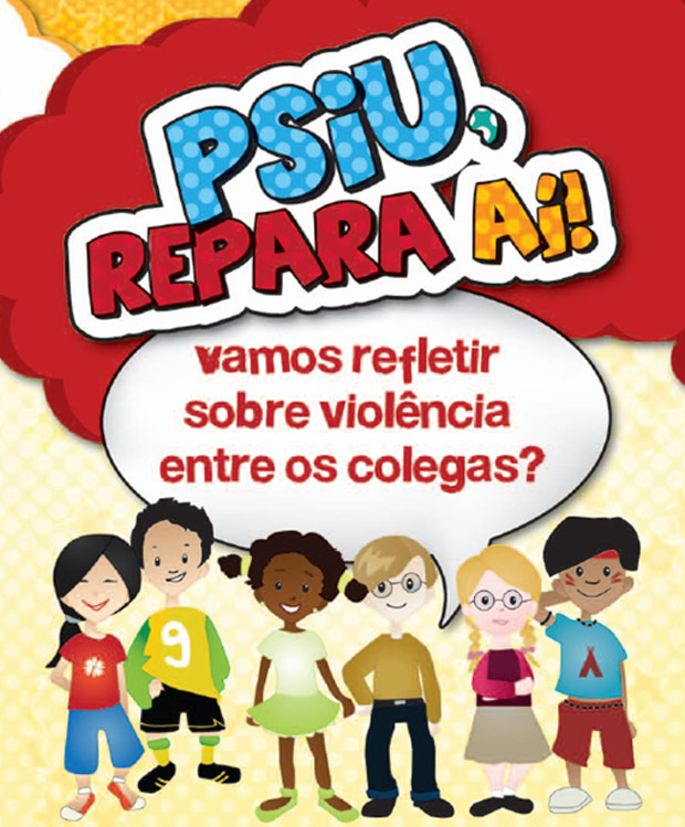 Psicóloga propõe cartilha contra bullying para o MEC