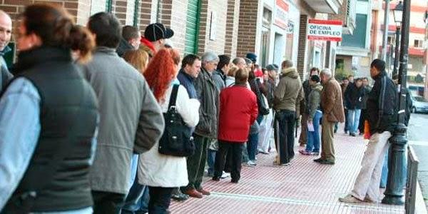 El desempleo continuará siendo una lacra en España a lo largo de 2015