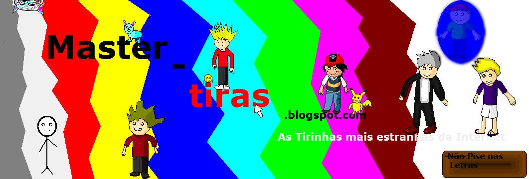 Master Tiras - As tirinhas mais estranhas da internet