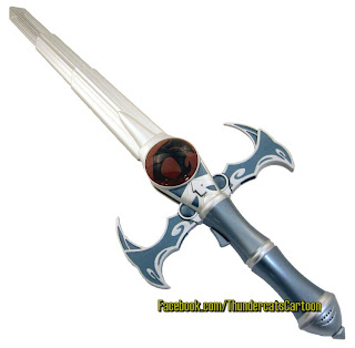Thundercats 2011  Sword Omens on Mystic Sword Of Omens To Become A Member Of The Thundercats