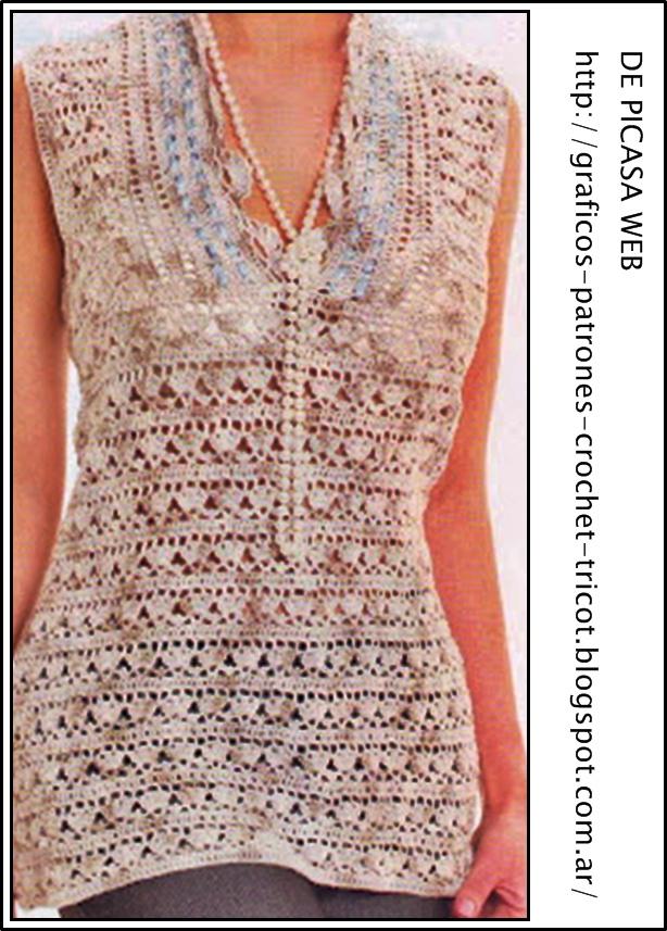 crochet fabric , CROCHET - GANCHILLO - PATRONES - GRAFICOS: REMERITA ...