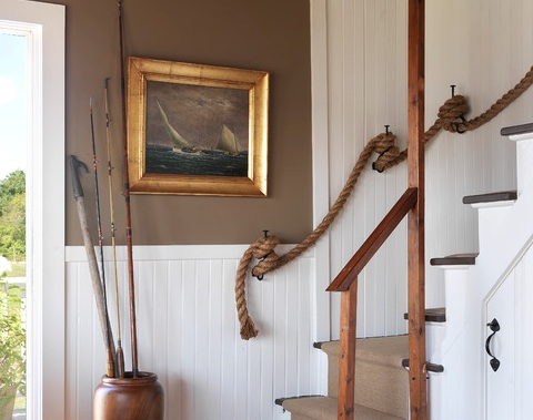 decorating with marine art