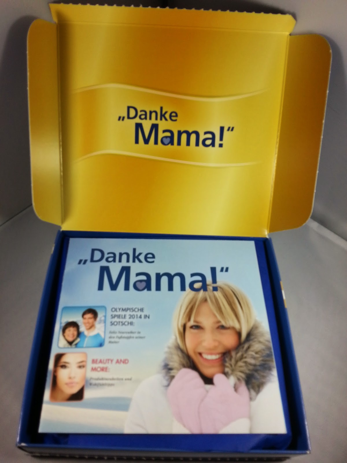 "P&G ""Danke Mama"" - Box - www.annitschkasblog.de"
