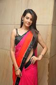 Deeksha panth sizzling saree stills-thumbnail-8