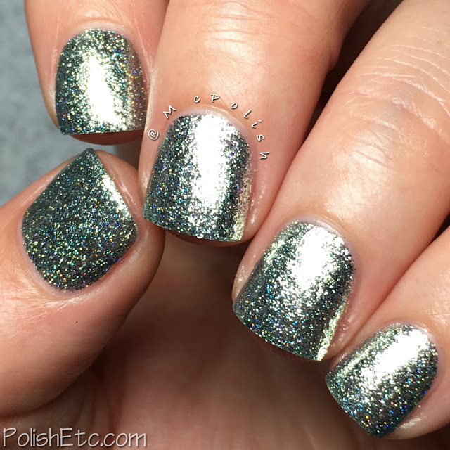 KBShimmer - Birthstone Collection - McPolish - Aquamarine