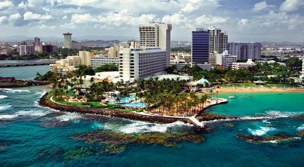 Puerto Rico, la isla del edén