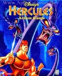 Disneys Hercules - PC Game Download Free Full Version