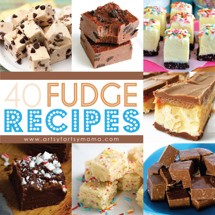 40 Fudge Recipes