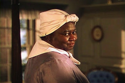 Hattie McDaniel as Mammie in GWTW