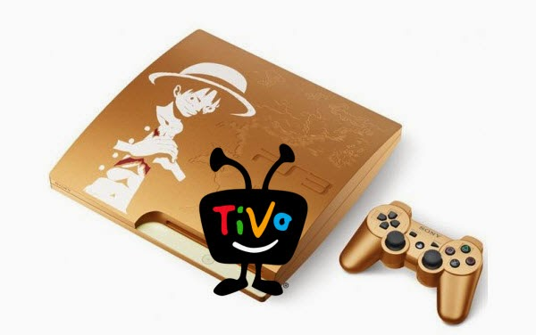 converting Tivo to PS3