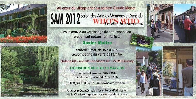 Salon des Artistes Membres 2012