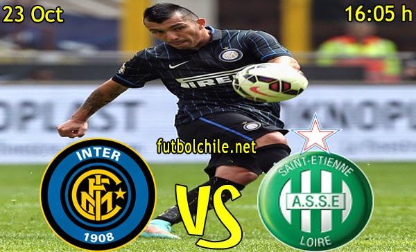 Inter de Milan vs Saint-Étienne - Europa League - 16:05 h - 23/10/2014