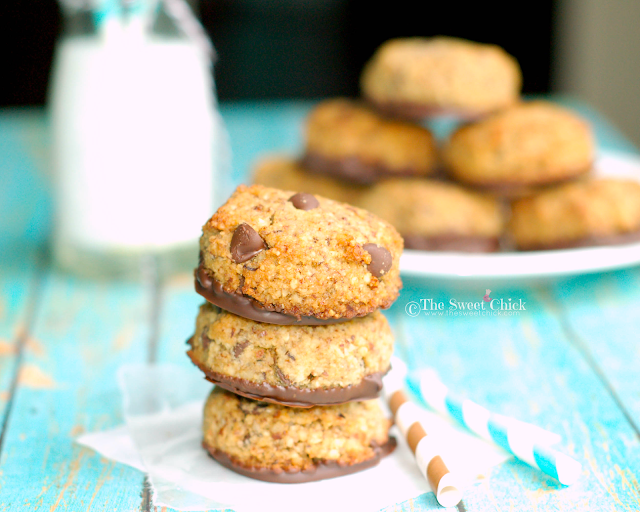 #glutenfree #cookies #hazelnut #chocolatechip