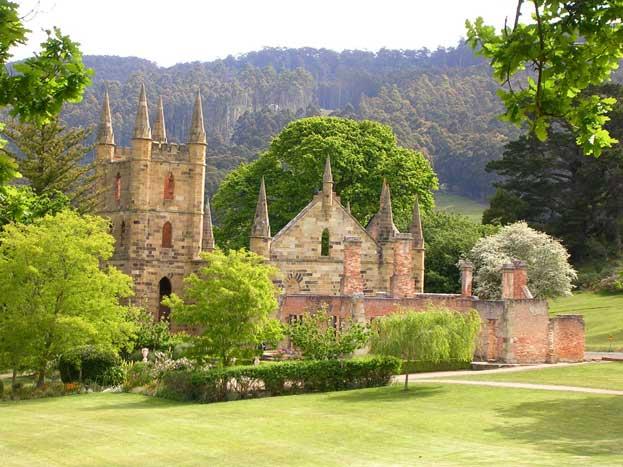 World Heritage Australian Convict Sites