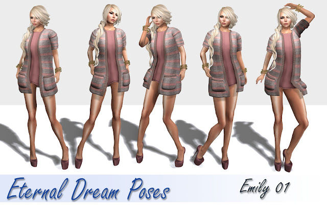 Second Life Role Play Fashion Review