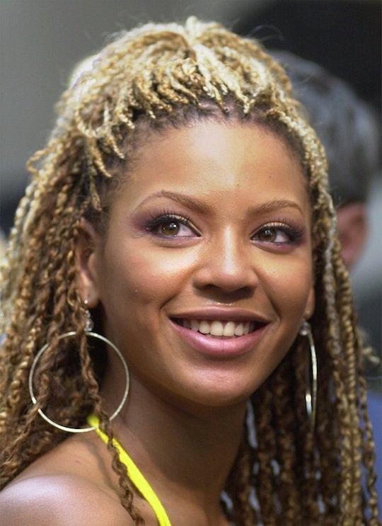 kurlee belle a look back at beyonces braided hairstyles