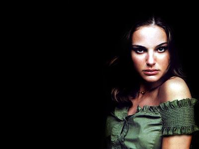 Natalie Portman HD Wallpaper happy