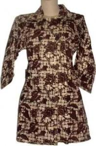 Model Baju Batik Lengkap Terbaru Februari 2013