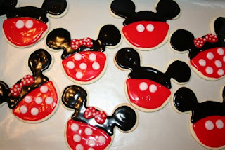Cheap Minnie Mouse Cookies