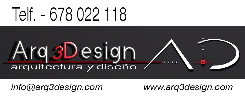 Servicios a Inmobiliarias A3D Arq3Design