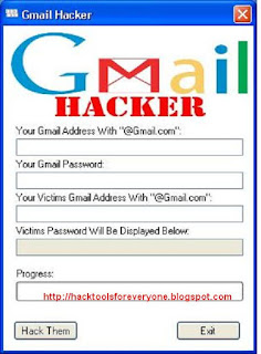 Gmail Password Hacker
