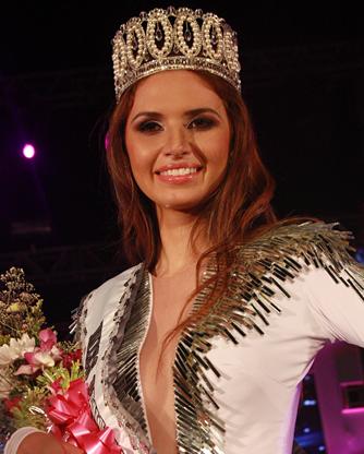 Miss Panama 2012 Maricely Gonzalez