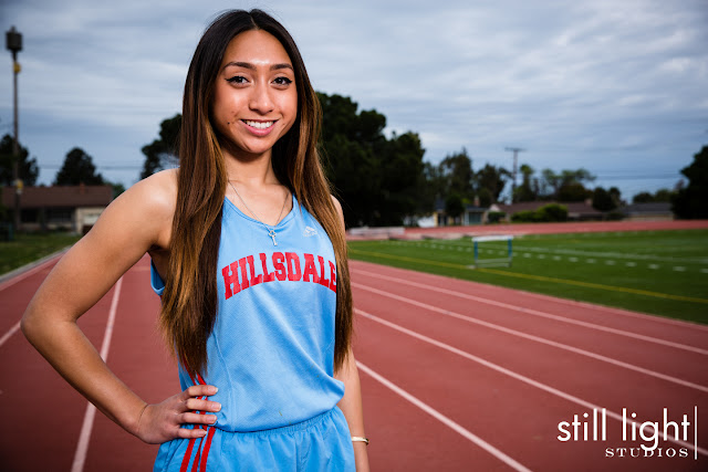 san mateo burlingame school sports photography still light studios hillsdale track and field
