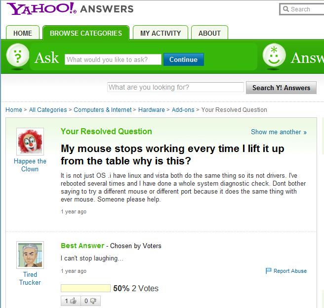 Yahoo answers gambling addiction
