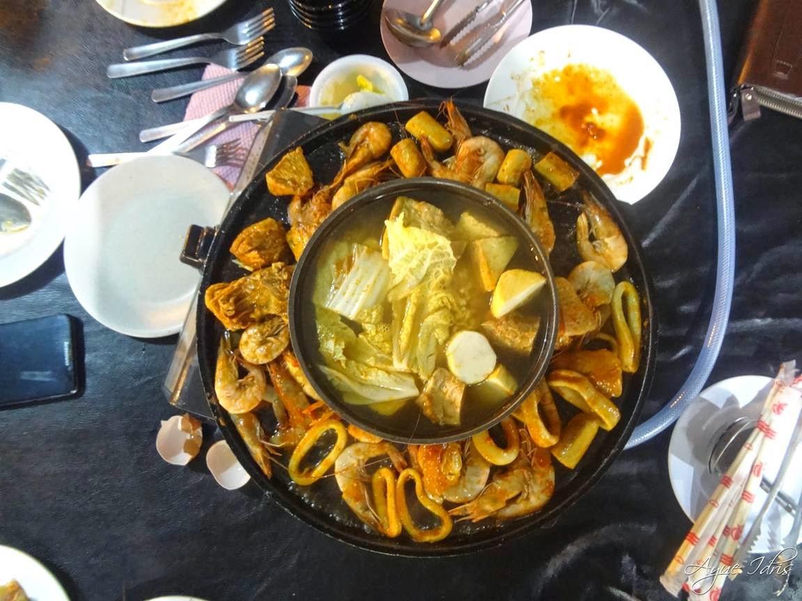 Steamboat BBQ Buffet D Kayangan Seksyen 13 Shah Alam