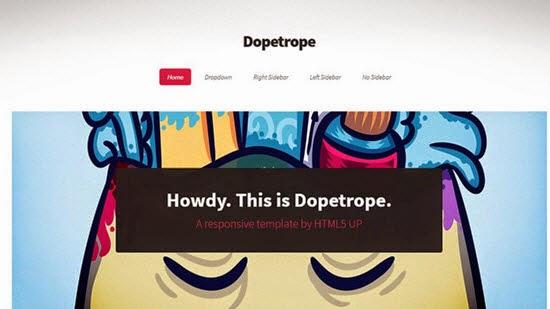 Dopetrope