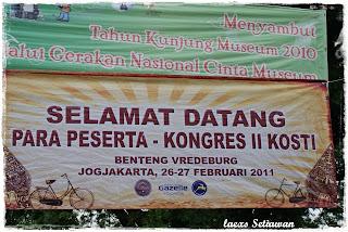 Contoh Banner Selamat Datang
