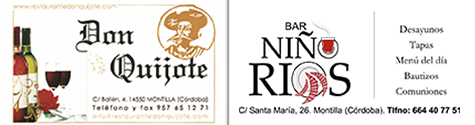 Restaurante Don Quito / Bar Niños Rios