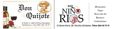 Restaurante Don Quito / Bar Niños Rios