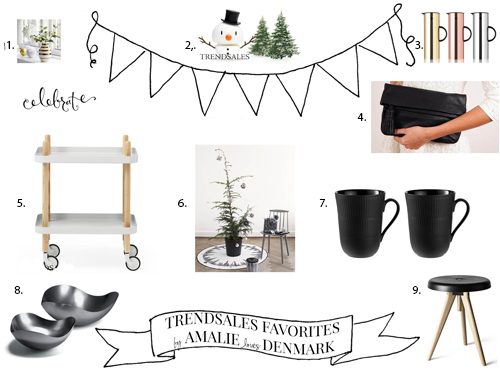 Amalie loves Denmark - Trendsales Weihnachts-Geschenkideen