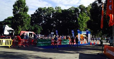 Triatlón de Pajas Blancas (Montevideo, 01/nov/2015)