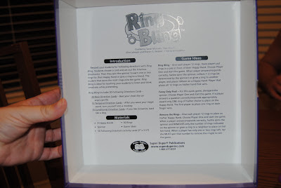 Ring Bling Instructions