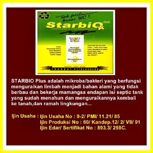 Manfaat STARBIO Plus