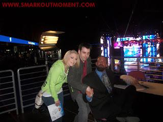 WrestleMania XXIX 29 Axxess Damien Sandow Autograph Signing