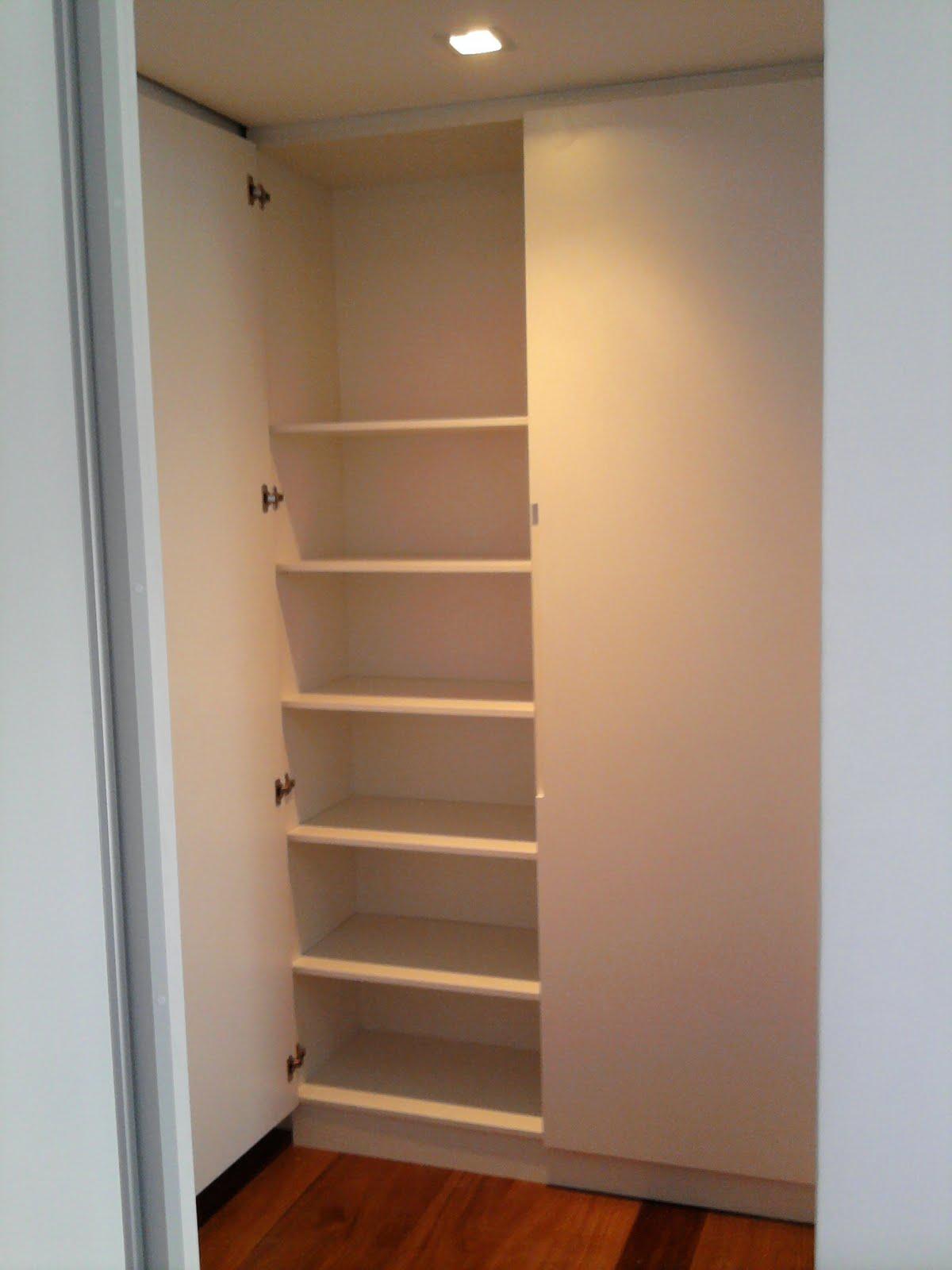 Armário de quarto com Puxador embutido #3F1B0C 1200 1600