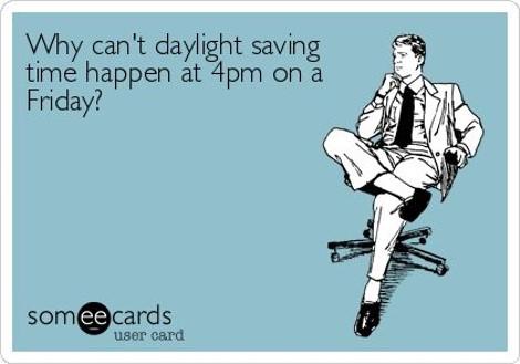 daylight savings time usa
