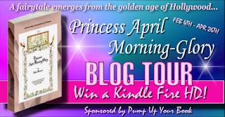 princess april morning glory banner