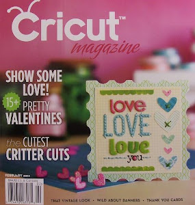 Cricut Magazine idea book