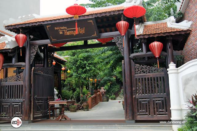Nhà hàng Hải Sản Hương Việt