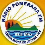 Rádio Pomerana FM 98,5