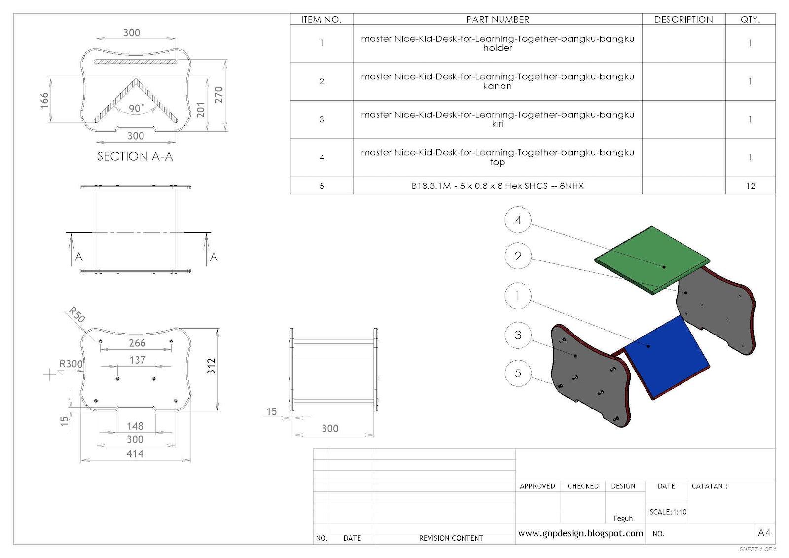 gnp design  funiture 3d model  1